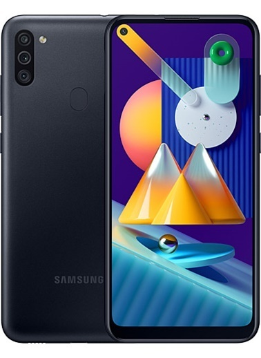 Samsung Galaxy M11 Duos 32 Gb ( Türkiye Garantili) Siyah